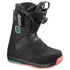black friday snow pants salomon ivy boa sj snowboard boots women s 2017 black teal blue jpg