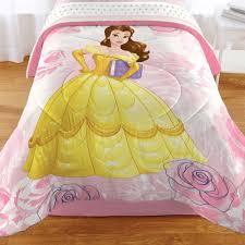 amazon com disney princess belle kids girls bedding reversible