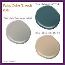 2017 paint color trends divineny com