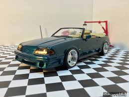 ford mustang gt 1992 1992 mustang gt convertible scaledworld