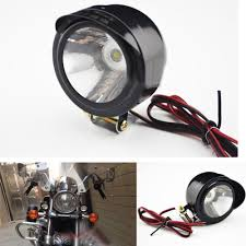 Led Lights For Motorcycle Best 12v 80v Motorcycle Bike Headlight Super Bright Spot Light