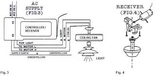installing remote control ceiling fan installation instructions