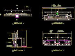 Reception Desk Cad Block Out Patient Emergency Room Floor Decoration Drawings 2 Free