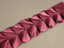 ribbon trim how to make ribbon trim threads