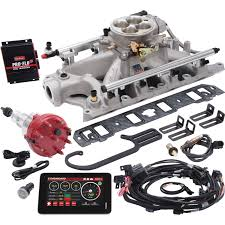 edelbrock 3242 pro flo 3 efi system small block ford 351w jegs