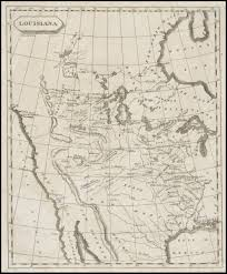 Map Of The Louisiana Purchase by Antique Prints Blog Slavery And The American West