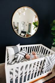 levi u0027s nursery reveal minimal nursery and modern