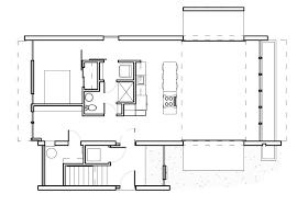 modern cottage plans designs home plan interior archaic free