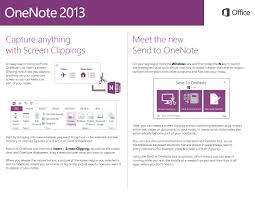 office 2013 onenote quick start guide u2013 birdville isd help desk
