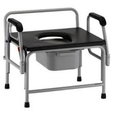 Activeaid Shower Chair Activeaid Bariatric Rolling Shower U0026 Commode Chair Bellevue