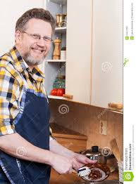 man doing household chores stock photo image 50457203