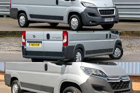 peugeot van 2000 best vans for towing parkers