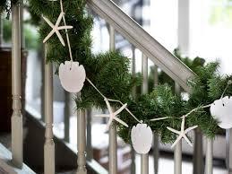 Christmas Railing Decorations Top 40 Christmas Coastal Theme Decoration Ideas Christmas