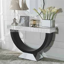 Half Moon Console Table Half Moon Console Table With Mirror View Console Table Gs