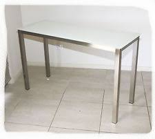 Glass Hallway Table Stainless Steel Hallway Contemporary Tables Ebay