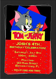 13 tom jerry party images jerry u0027connell