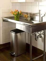 Best Free Standing Kitchen Sink Images On Pinterest Kitchen - Stand alone kitchen sink