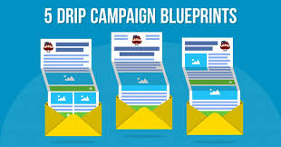 5 drip campaing blueprings you could use right away