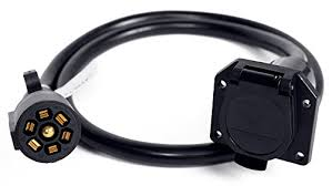 buy 5 wire trailer plug to 4 wire at low prices in usa