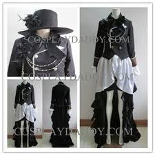 Black Butler Halloween Costumes 45 Comic Costume Ideas Images Comic