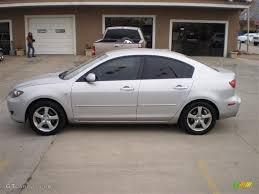 renault sedan 2006 2006 sunlight silver metallic mazda mazda3 i sedan 23164467