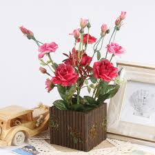 Imitation Plants Home Decoration Compare Prices On Potted Silk Plants Online Shopping Buy Low