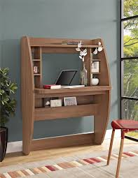 Landon Desk With Hutch Oak by Ameriwood Furniture Office