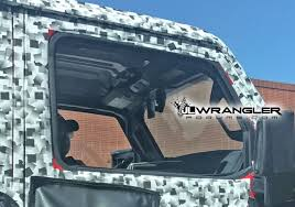 jl jeep release date will the 2018 jeep wrangler jl have a mysky power retractable roof