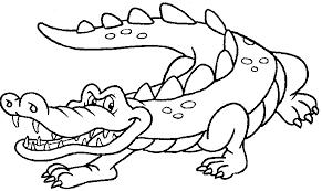 106 dessins de coloriage crocodile à imprimer sur LaGuerchecom  Page 8