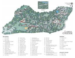 Ord Map Lasell College Map 2017 By Lasell College Issuu