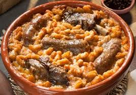cuisiner un cassoulet recette cassoulet sur recettes de natie de cuisine de natie