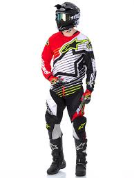 fox tracker motocross boots alpinestars red white black 2017 racer braap mx pant alpinestars