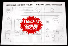 christmas geometry project ashleigh u0027s education journey