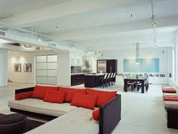 trend interior design ideas for kitchen and living room popular