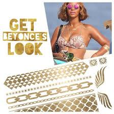 jewels jewel cult beyonce tattoos temporary tattoo fashion