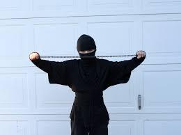 sewing pattern ninja costume ninja costume better than bullets
