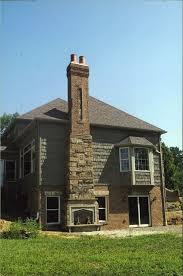 Home Exterior Design Stone Home Chimney Design Home Design Ideas Befabulousdaily Us