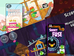 angry birds short fuse 4th birdday party updates