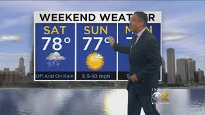thanksgiving weekend weather weather cbs chicago