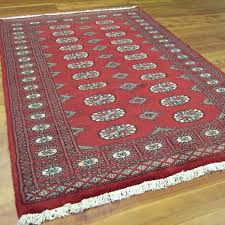 Traditional Rugs Bokhara Rugs Traditional Hand Knotted Pakistan Wool Rug Buy