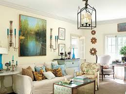 How To Decorate A Large Living Room Wall Best  Large Walls - Wall decoration for living room