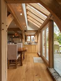 open plan house eco timber frame open plan timber frame house