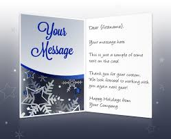 ecards for business corporate custom personalised