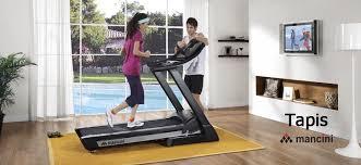 pedana per correre tapis roulant mancini da casa per correre comodamente a casa tua