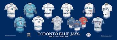 heritage uniforms and jerseys toronto blue jays uniform and team history jay toronto and sports