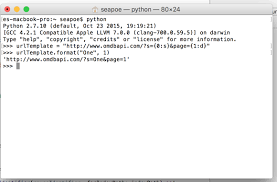 Python String Template ios url string template equivalent to python stack overflow