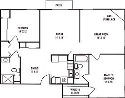 1200 Square Foot Apartment 1400 Sq Ft House Plans 1200 To 1399 Sq Ft Manufactured Home Floor
