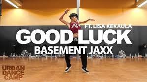 good luck basement jaxx koharu sugawara choreography 310xt