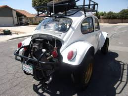 vw baja buggy bangshift com a bit of cage and some tweaks and this baja bug is
