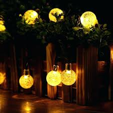 solar powered string lights solar powered string lights canada led fairy outdoor party
